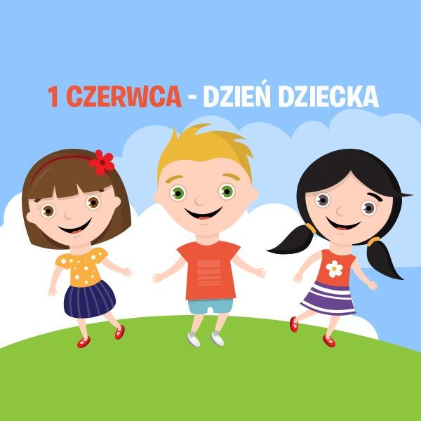 Życzenia zokazji Dnia Dziecka - Aktualności - Gmina Tereszpol